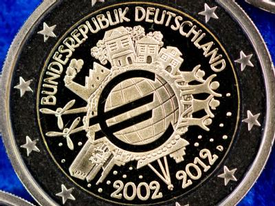 2 Euro Gedenkmünze