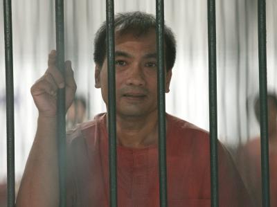 Wegen Majestätsbeleidigung muss ein US-Amerikaner in Thailand für zweieinhalb Jahre hinter Gitter. Foto: Narong Sangnak