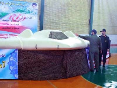 US-Drohne in Iran
