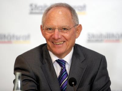 Bundesfinanzminister Wolfgang Schäuble erhält im kommenden Jahr den Karlspreis. Foto: Tim Brakemeier