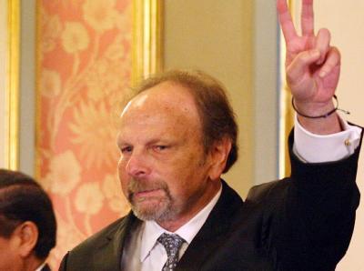 Premierminister Salomón Lerner Ghitis ist überraschend zurückgetreten. Foto: Paul Vallejos