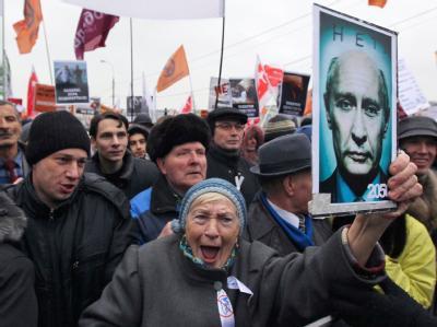 «Nein zu Putin»