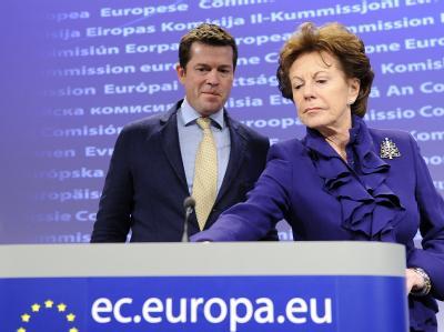 Guttenberg und Kroes