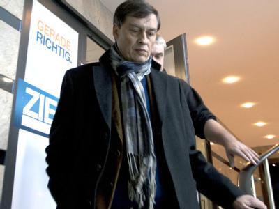 Berliner Justizsenator Braun tritt zur�ck
