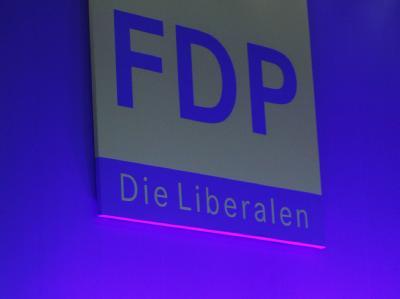 FDP-Logo. Foto: Oliver Berg