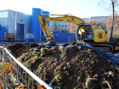 Wichtige Bauarbeiten für das Bahnprojekt Stuttgart 21 sind bis auf weiteres gestoppt. Foto: Michele Danze/Archiv