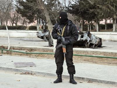 Schwere Unruhen in Kasachstan