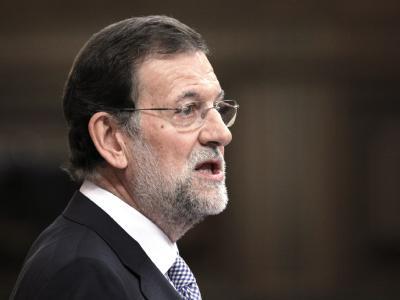 Der designierte Regierungschef Rajoy setzt überall den Rotstift an - außer bei den Renten. Foto: Emilio Naranjo