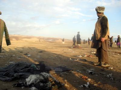 Bei einer Trauerfeier in der afghanischen Stadt Talokan hat sich ein Selbstmordattentäter in die Luft gesprengt.
