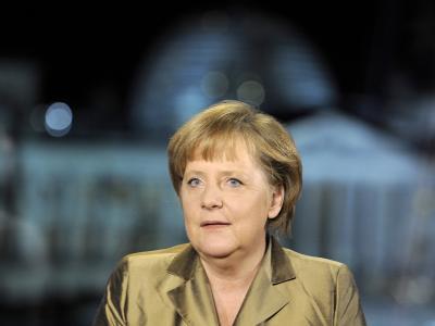 Kanzlerin Merkel bereitet die Deutschen in ihrer Neujahrsansprache auf «schwierigeres Jahr» vor. Foto: Odd Andersen