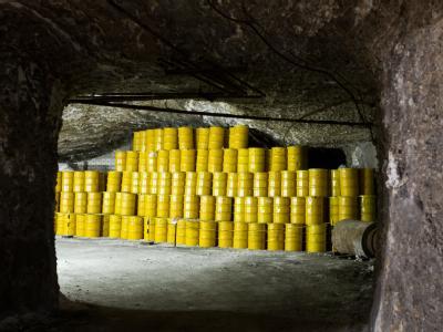 Endlager f�r Atomm�ll in Morsleben