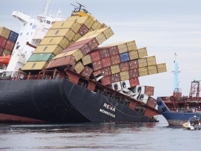Containerschiff �Rena�
