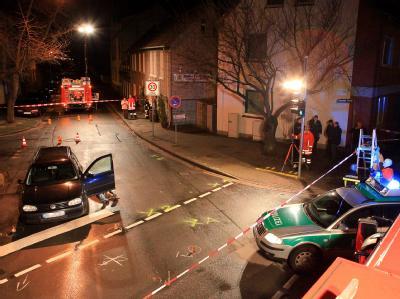 Ort des Geschehens: Das Opfer wurde direkt an einer roten Ampel erschossen: Foto: Christian Elsner