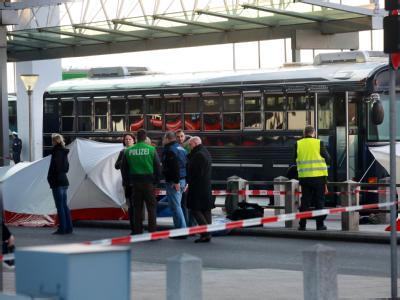 Flughafen-Attentat in Frankfurt