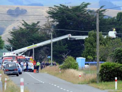 Bei einem Heißluftballon-Unglück in Neuseeland sind elf Menschen ums Leben gekommen. Foto: Ross Setford