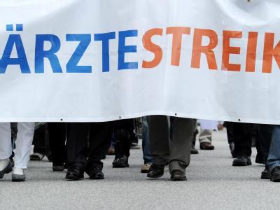 Ärzte entscheiden sich für Streik