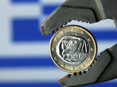 Griechenland leiht sich kurzfristig Geld