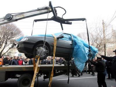 Im Iran ist erneut ein Wissenschaftler getötet worden, der in der Atomforschung gearbeitet haben soll. Foto: str