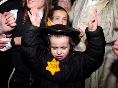 Die Benutzung von Holocaust-Symbolen soll in Israel unter Strafe gestellt werden. Foto: Abir Sultan