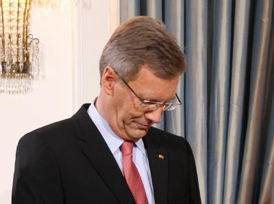 Bundespräsident Christian Wulff steht weiter unter Druck Foto: Wolfgang Kumm