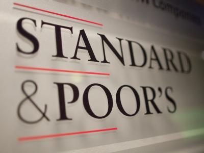 Nach Ansicht von Brandenburgs Finanzminister Markov verschärfen die großen Rating-Agenturen wie Standard & Poor's immer wieder Finanzkrisen. Foto: Ian Langsdon