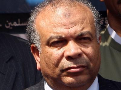 Der Generalsekretär der Muslimbruderschaft, Saad al-Katatni, könnte Parlamentspräsident werden. Foto: Khaled Elfiqi
