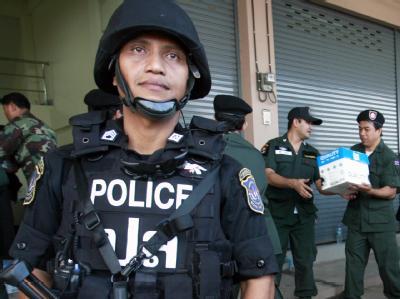 Polizeiaktion