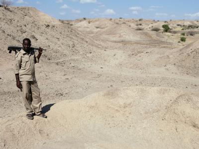 Der Überfall auf die Reisegruppe ereignete sich in der Danakil-Wüste. Foto: Thomas Schulze
