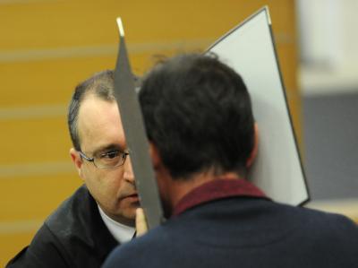 Pfarrer vor Gericht