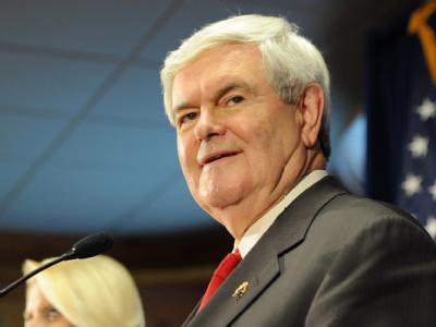 Newt Gingrich im Wahlkampf in South Carolina. Foto: Erik S. Lesser