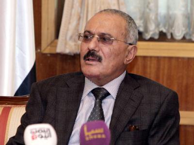 Jemens umstrittener Präsident Ali Abdullah Salih und seine Familie haben das Land verlassen. Foto: Yemeni Presidency Office