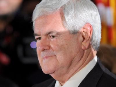 Newt Gingrich hat die Vorwahl in South Carolina gewonnen. Foto: Erik S. Lesser