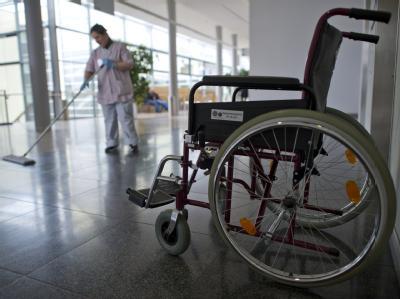 Sind drei Krebspatienten in der Heidelberger Uni-Klinik an einer Infektion mit einem Erkältungsvirus gestorben? Foto: Uwe Anspach