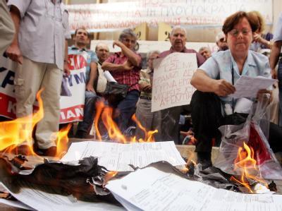 Athen veröffentlicht Steuersünder-Liste