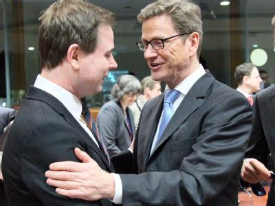 EU-Ministertreffen