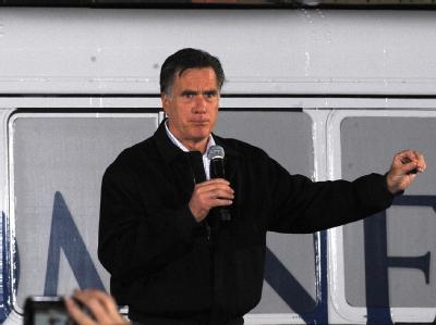 Romney in Nevada