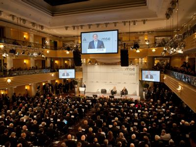 48. M�nchner Sicherheitskonferenz