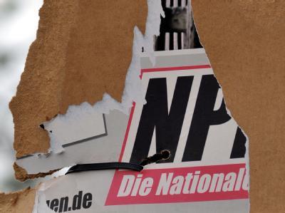Viele Politiker hoffen auf ein schnelles Verbot der NPD - erst recht, nachdem Verbindungen zu Rechtsterroristen auftauchten. Doch reichen die Beweise? Foto: Uwe Zucchi