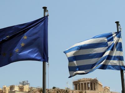 Das zweite Griechenland-Paket steht soweit. Foto: Orestis Panagiotou