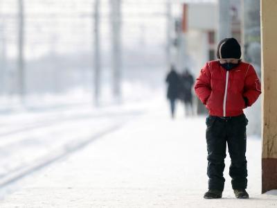 Extreme Kälte