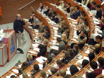 Vorlesung in Kassel