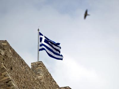 Das Gesetz für den Schuldenschnitt Griechenlands ist unter Dach und Fach und soll die Schuldenlast um 107 Milliarden Euro verringern. Foto: Arno Burgi/Archiv