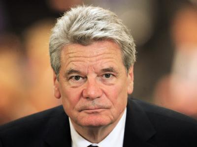 Der Theologe und Publizist Joachim Gauck. Foto: Hannibal/Archiv