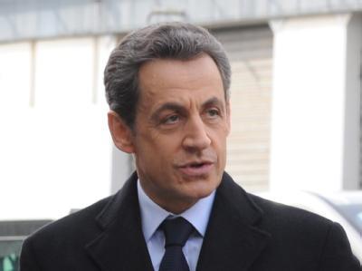 Frankreichs Präsident Nicolas Sarkozy. Foto: Caroline Blumberg