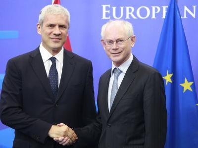 Serbien wird Beitrittskandidat der EU