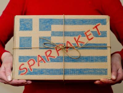 Griechenland-Hilfspaket