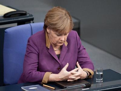 Bundestag ber�t �ber Finanzhilfen f�r Griechenland