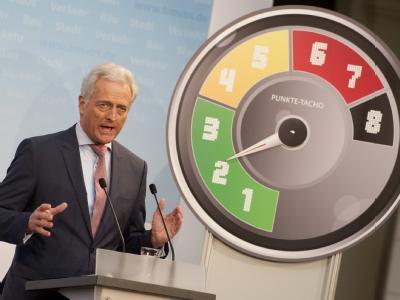Ramsauer stellt neues Punktesystem vor