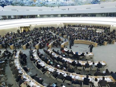 Angriffe auf Zivilisten, Morde, Folter, sexuelle Gewalt: Ginge es nach dem Menschenrechtsrat, müssten sich Syriens Machthaber dafür vor dem Internationalen Strafgerichtshof verantworten. Foto: Salvatore di Nolfi