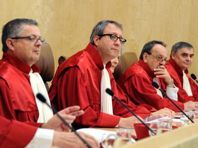 Bundesverfassungsgericht urteilt �ber Euro-Rettung